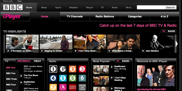 BBC iPlayer going global. Home Cinema, Online, BBC, BBC iPlayer, 0